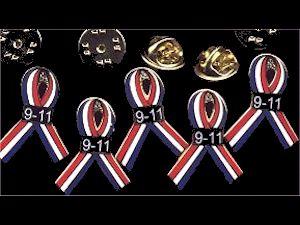 911-Ribbonpins