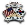 Korean War Pins