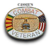 Vietnam War Pins